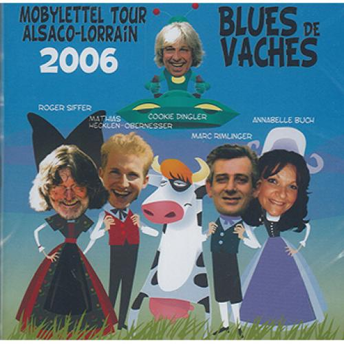 Blues de vaches - Mobylettel Tour Alsaco-Lorrain 2006
