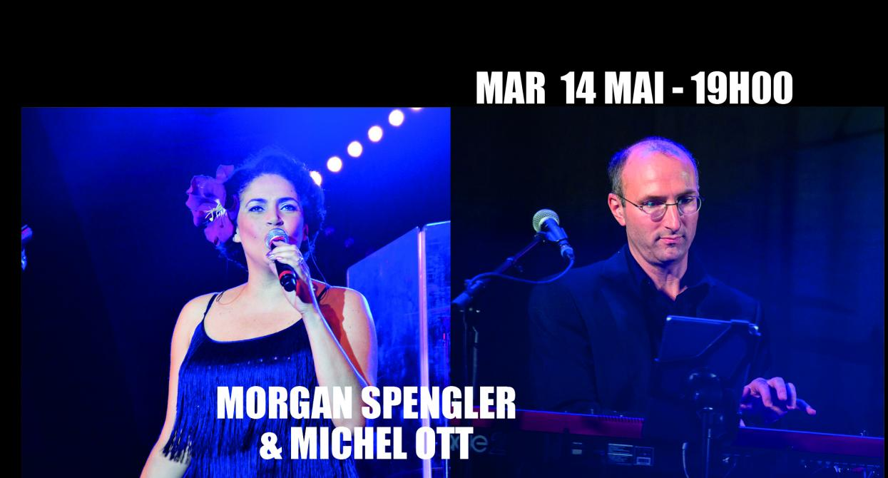 Morgan Spengler et Michel Ott